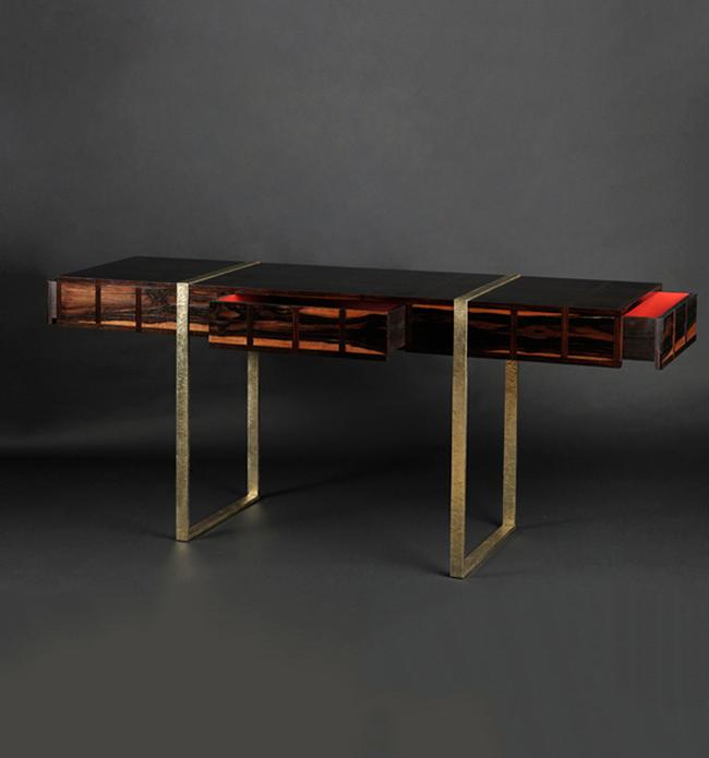 console olivier marc raimbault b niste cr ateur angers marc raimbault. Black Bedroom Furniture Sets. Home Design Ideas